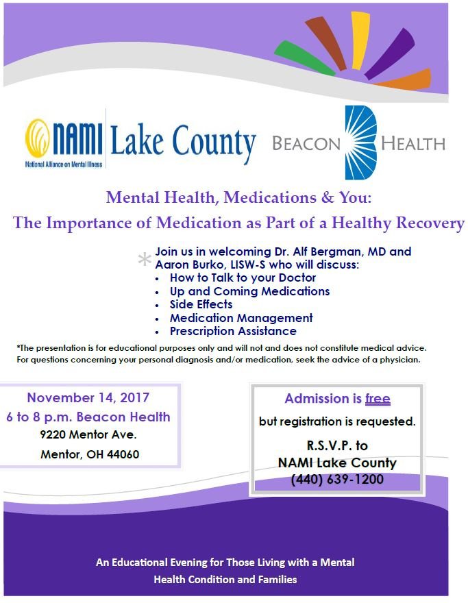 11/14/17 Education Event - Beacon HealthBeacon Health